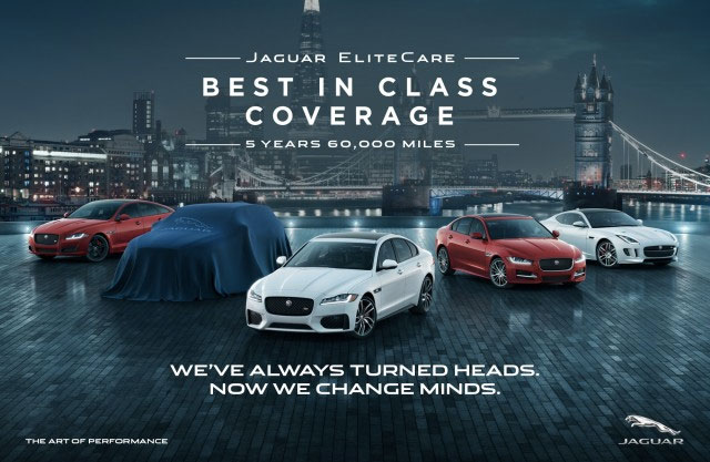 2016 Jaguar Vehicles