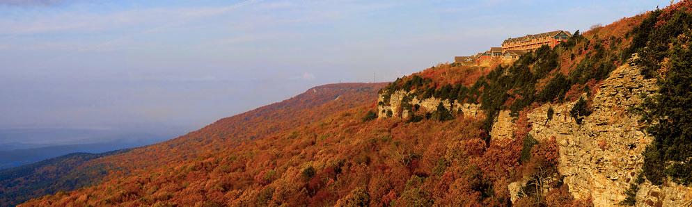 Scenic Fall Drives in Arkansas