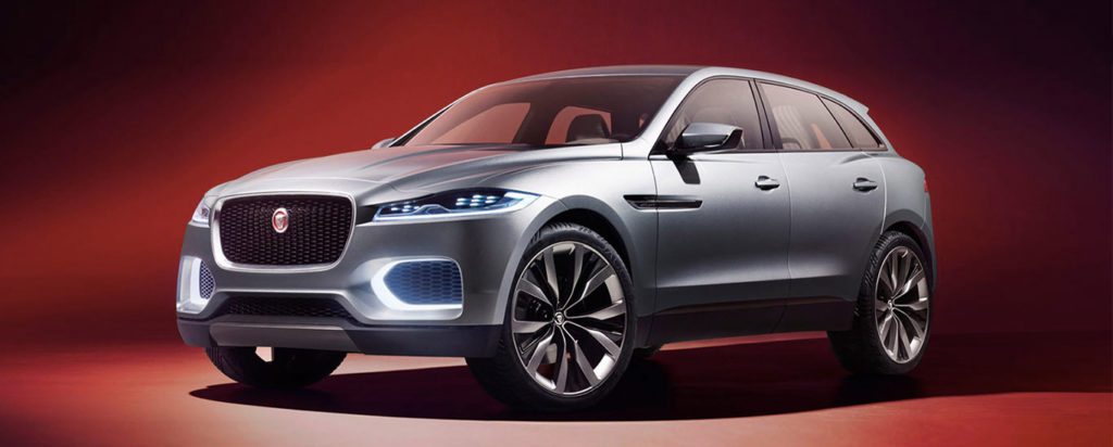 F-Pace Crossove