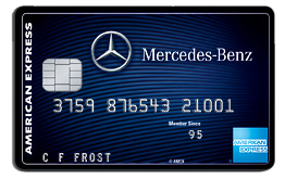 Mercedes benz american express card for American express mercedes benz credit card