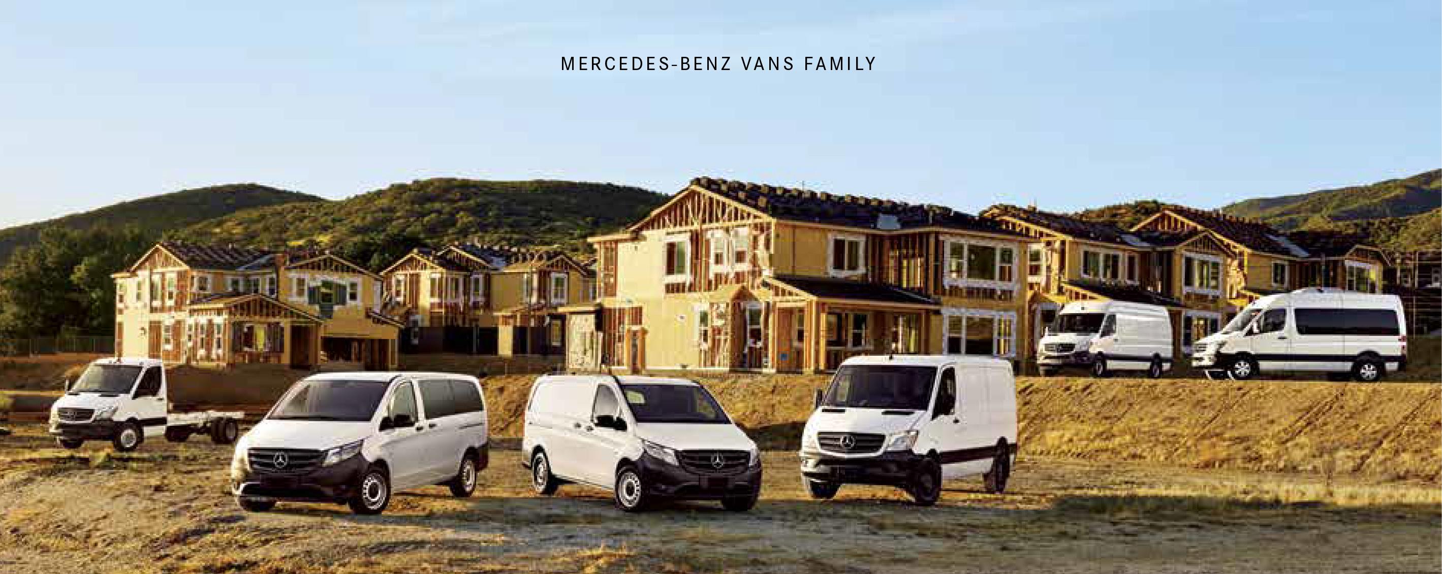 MB VANS FAMILY