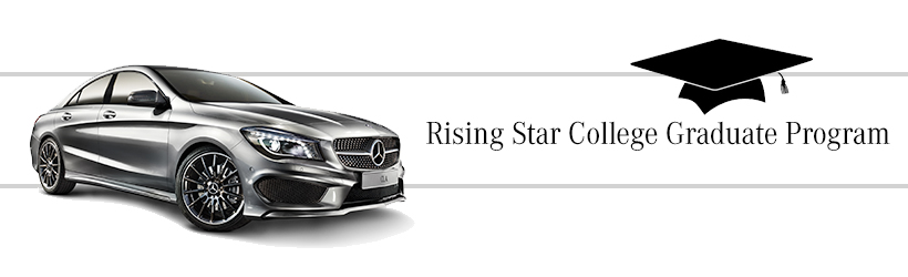 Mercedes-Benz Rising Star Program