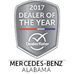 2017 Mercedes-Benz Dealer of the Year - Alabama