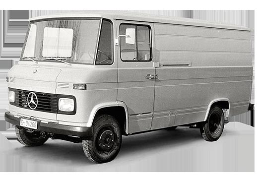 Mercedes-Benz L 406 D Van