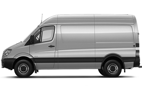 Second Sprinter Van