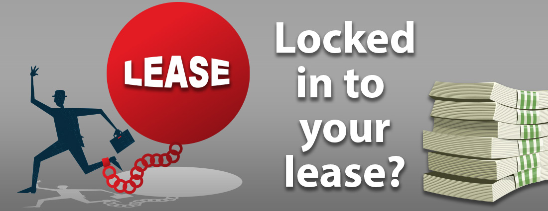 Locked in to your lease?
