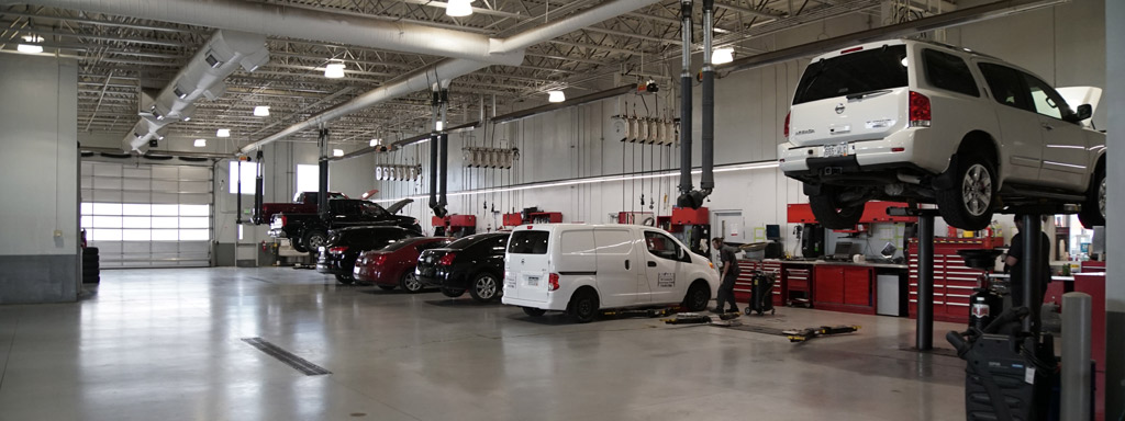 Home   Nissan Of Woodmen Service Center