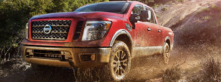 Ford F 150 Vs Nissan Titan