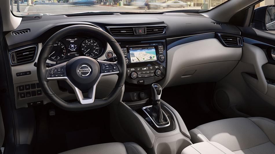 Nissan Rogue Sport Dashboard