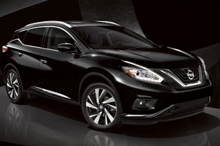 Rent a Nissan Murano