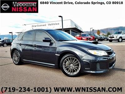 2014 Subaru Impreza WRX Premium AWD P6671