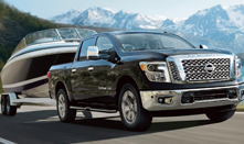 Pre-Owned Nissan Titan
