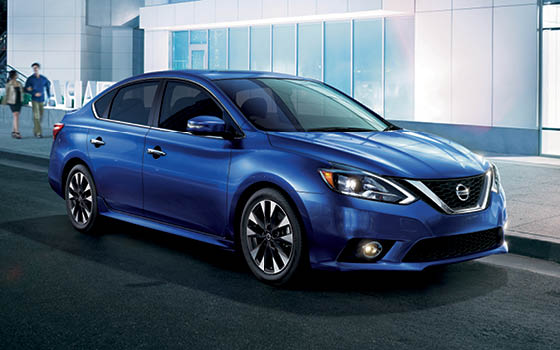 Certified 2019 Nissan Sentra S with less than 10,000 miles starting at 14,995