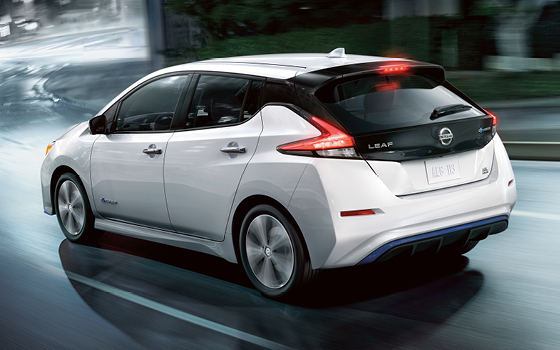 2019 Nissan Leaf Plus SV